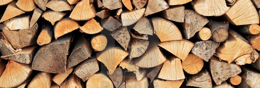 Livraison de bois de chauffage