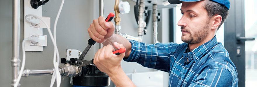 Artisans plombiers à Paris