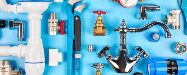 matériel de plomberie